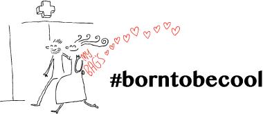 #borntobecool